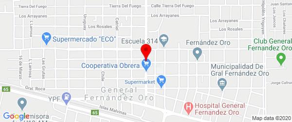 Mitre 343, General Fernandez Oro, Río Negro