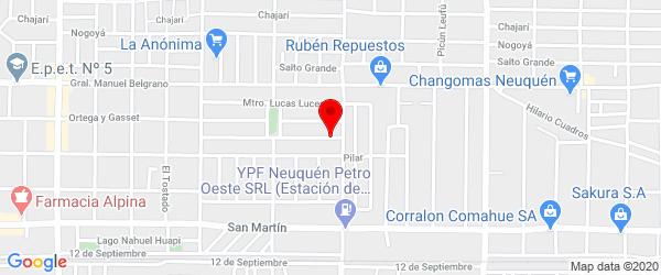 Salcedo, Neuquén, Neuquén