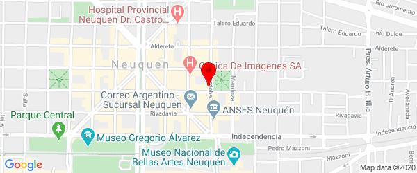 Córdoba 214, Neuquén, Neuquén