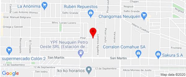 Automóvil Club Argentino 150, Neuquén, Neuquén