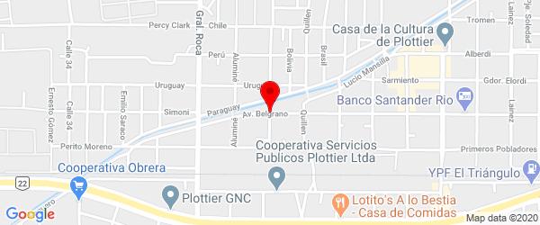 Pulmarí 65, Plottier, Neuquén