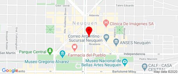 Av. Argentina 179, Neuquén, Neuquén