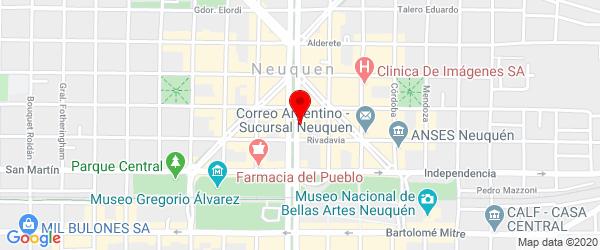 Av. Argentina 162, Neuquén, Neuquén