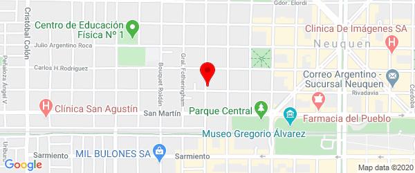 Jujuy 117, Neuquén, Neuquén