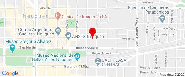 Rivadavia 456, Neuquén, Neuquén