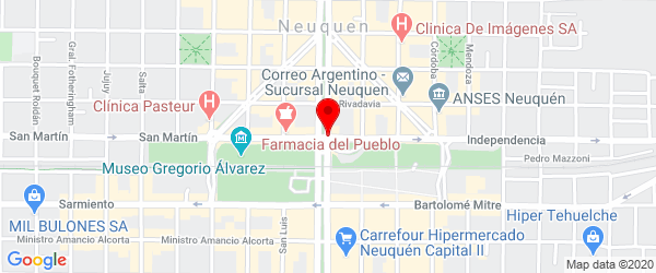 Av. Argentina 3, Neuquén, Neuquén
