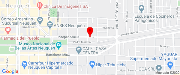 Independencia 725, Neuquén, Neuquén