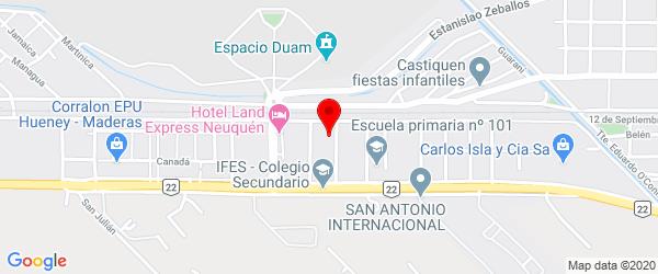 Ituzaingó 151, Neuquén, Neuquén