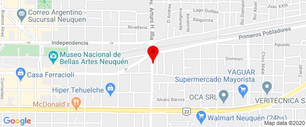 Linares 150, Neuquén, Neuquén
