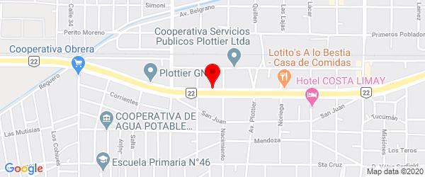 Buenos Aires Norte 535, Plottier, Neuquén