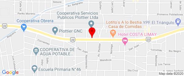Buenos Aires Norte 461, Plottier, Neuquén