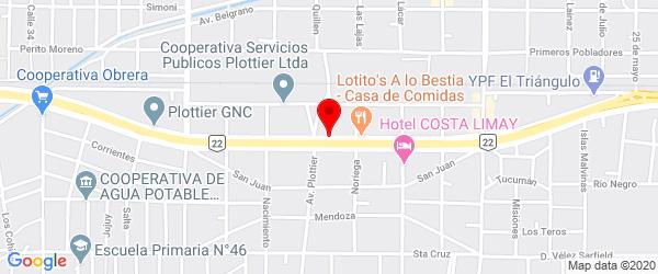 Buenos Aires Norte 391, Plottier, Neuquén