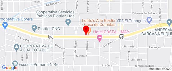 Buenos Aires Norte 321, Plottier, Neuquén
