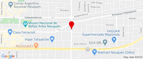 Linares 164, Neuquén, Neuquén
