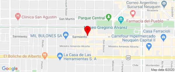 Sarmiento 571, Neuquén, Neuquén