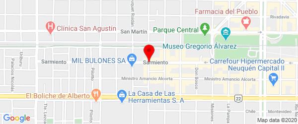 Sarmiento 699, Neuquén, Neuquén
