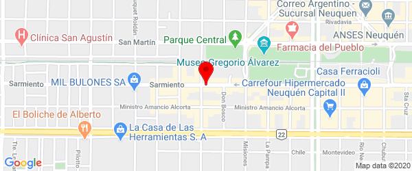 Sarmiento 480, Neuquén, Neuquén