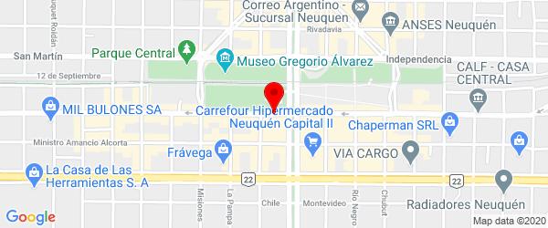 Sarmiento 53, Allen, Río Negro