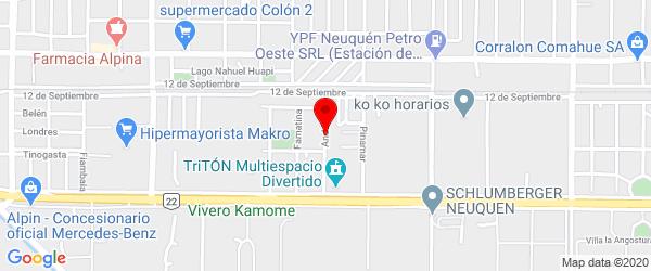 Andalgalá 222, Neuquén, Neuquén