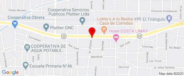 Buenos Aires Sur 372, Plottier, Neuquén
