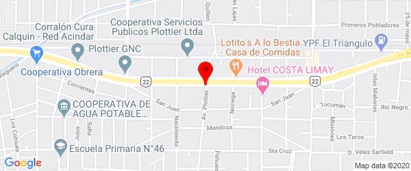 Buenos Aires Sur 410, Plottier, Neuquén