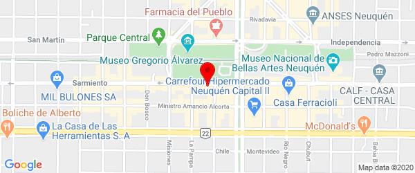 Sarmiento 130, Neuquén, Neuquén