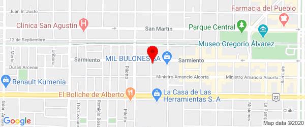 Sarmiento 890, Neuquén, Neuquén