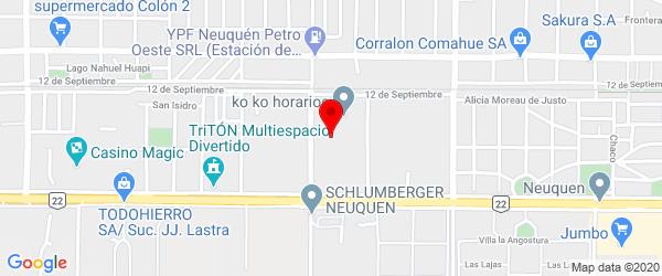 Solalique, Neuquén, Neuquén