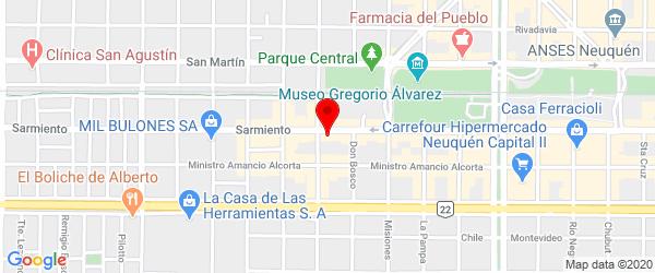 Sarmiento 478, Neuquén, Neuquén