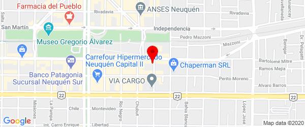 Sta. Cruz 219, Neuquén, Neuquén
