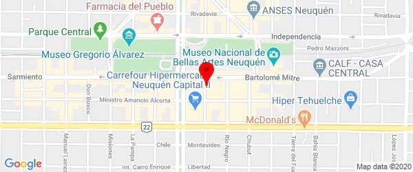 Corrientes 240, Neuquén, Neuquén