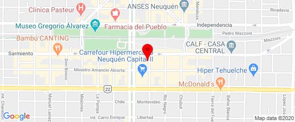 Corrientes 261, Neuquén, Neuquén