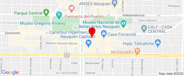 Corrientes 245, Neuquén, Neuquén