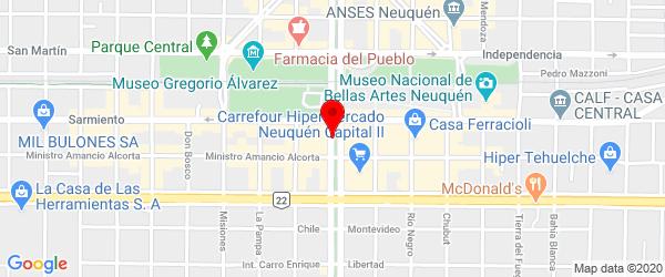 Av. Cnel. Olascoaga 245, Neuquén, Neuquén