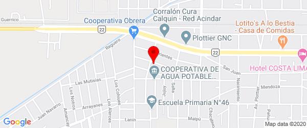 Entre Ríos 892, Plottier, Neuquén