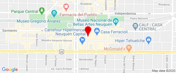 Corrientes 258, Neuquén, Neuquén