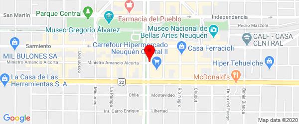 Av. Cnel. Olascoaga 282, Neuquén, Neuquén