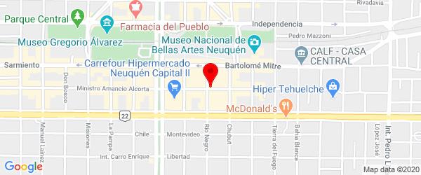 Perito Moreno, Neuquén, Neuquén