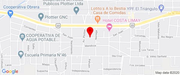 San Juan 40, Plottier, Neuquén