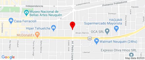 Perito Moreno 999, Neuquén, Neuquén