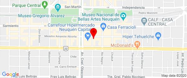 Corrientes 316, Neuquén, Neuquén