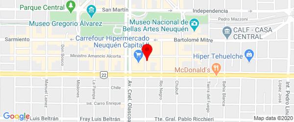 Corrientes 318, Neuquén, Neuquén