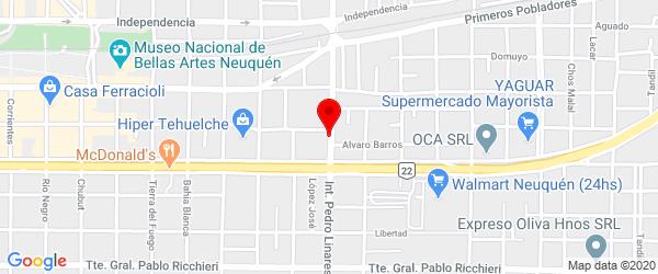 Linares 319, Neuquén, Neuquén