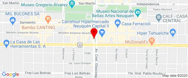 Av. Cnel. Olascoaga 347, Neuquén, Neuquén