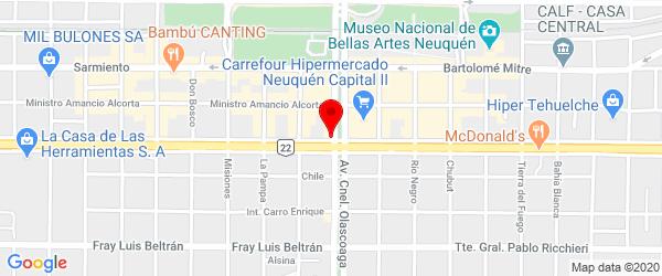 Av. Cnel. Olascoaga 395, Neuquén, Neuquén