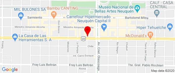 San Luis 396, Neuquén, Neuquén