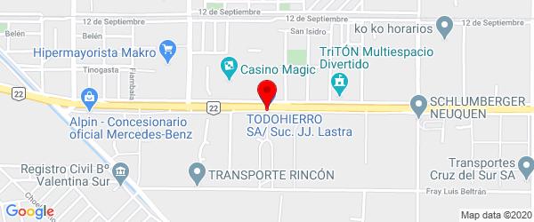 J. J. Lastra 3900, Neuquén, Neuquén