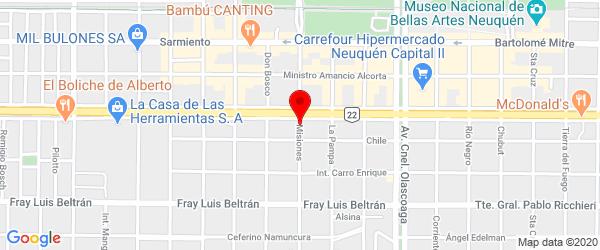 Misiones 443, Neuquén, Neuquén