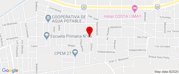 Santa Cruz 573, Plottier, Neuquén