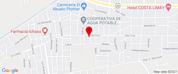 Santa Cruz 824, Plottier, Neuquén